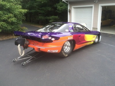 TRADE or SELL TOP SPORTSMAN 6.0 ROLLING CHASSIS-FIREBIRD