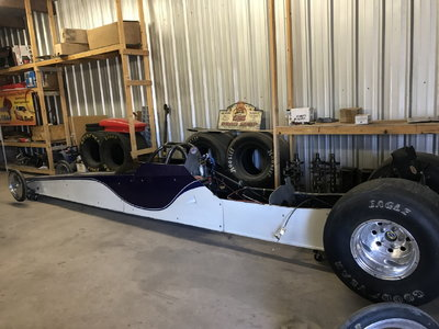 First full size dragster?