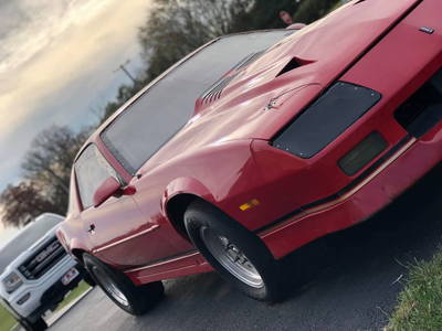 88 Camaro Drag car roller