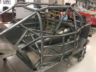 """110"""" wheel base ARCA K&N"""