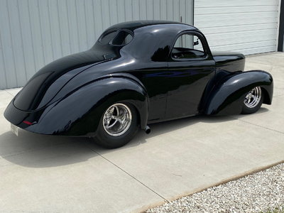1941WILLYS 502 BBC OUTLAW BODY AND CHASSIS