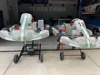 TWO Tony Karts