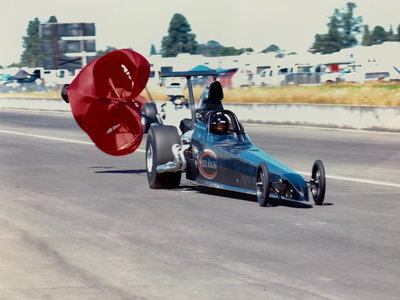 2006 Spitzer Chassis Dragster