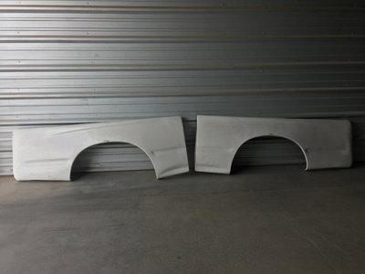 "New 1996-2004 Toyota 4"" Fiberworx Bed Sides"
