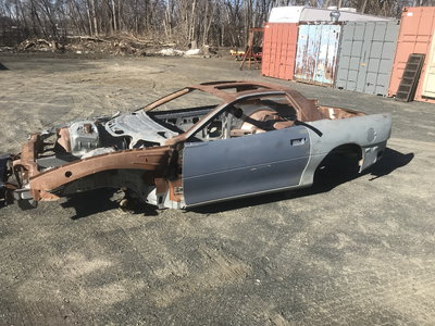 1992 firebird/trans Am NOS body