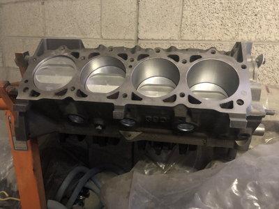 68-69 AMC 390 Short Block Rebuilt
