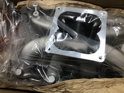 Trick Flow R-Series Intake Manifolds for Ford 429/460