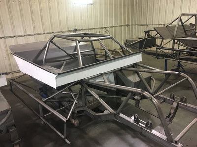 New Super Late Model/ Pro Late Model Chassis