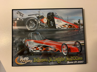 2001 Halfscale Jr. Dragster