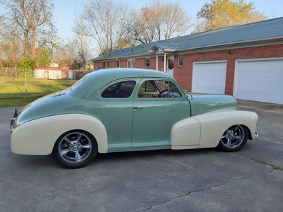1947 Chevy Coupe