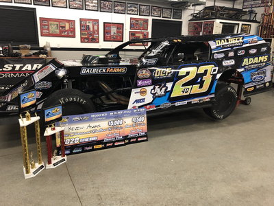 2020 Shaw Modified