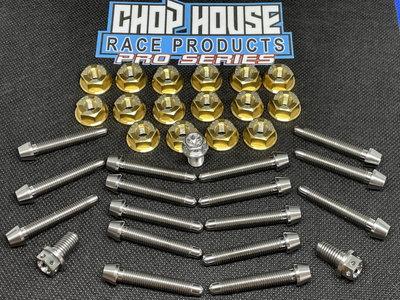 CHRP Pro Titanium Kart/Quarter Midget Kit