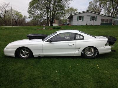 94 tube chassis Mustang
