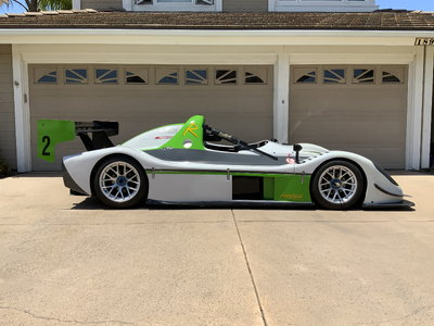 Radical SR3 RS - with Fresh engine and GDU