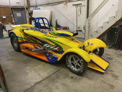Sam Spires 27t Roadster