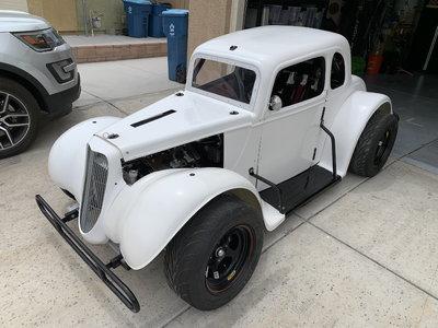 2019 Legend Car