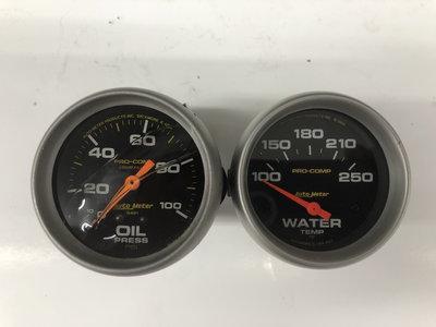 Auto-Meter gauge