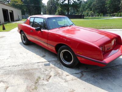 1984 Studebaker Avanti ll