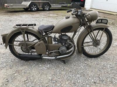 1947 France Motors