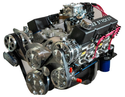 383 Chevy Small Block Stroker Turnkey MPEFI Crate Engine