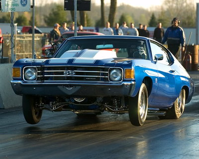 72 CHEVELLE SS 540