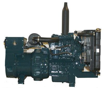21 Kw Kubota Diesel Gen Set  for Sale $8,900