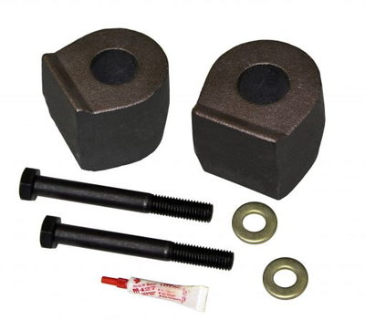 2.5 in. Metal Spacer Leveling Kit