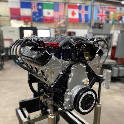 645 hp, 6.0L LS Engine