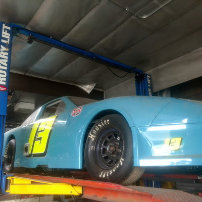 Irwindale Spec Late Model