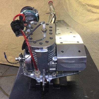 8.90 Jr Dragster motor