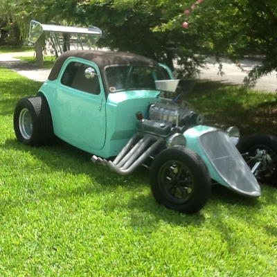 48 Fiat Topolino Altered Street Legal