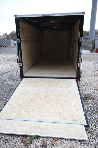2019 BRAVO SCOUT 7X14 Ramp Door Cargo Trailer