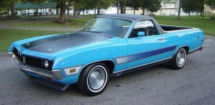 1971 FORD RANCHERO  for Sale $14,900