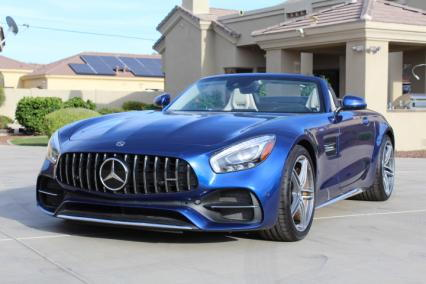 2018 Mercedes-Benz AMG GT S  for Sale $116,000