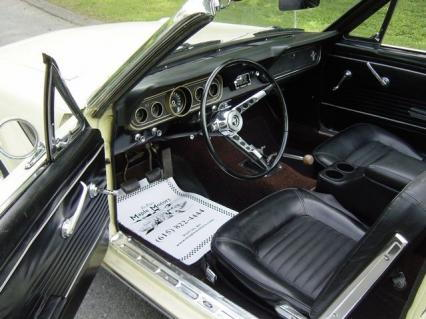 1966 FORD MUSTANG  for Sale $16,900