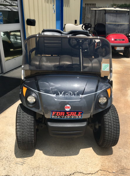 Cars For Sale Jacksonville Fl >> 2013 YAMAHA DRIVE GAS GOLF CART 4 PASS - GRAY for Sale in ...