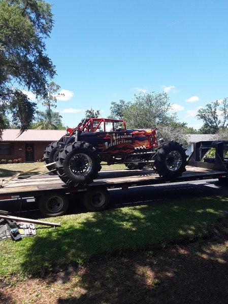 Mega truck  for Sale $65,000