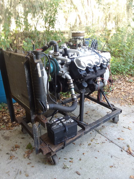 chrysler poly engine ready to install  for Sale $1,600