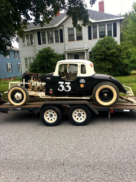 33 Plymouth stock car   for Sale $6,996