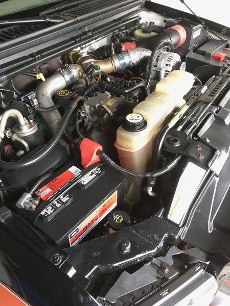 00 Ford F-350 7.3 , 4Dr, Harley Davidson Edition Dually