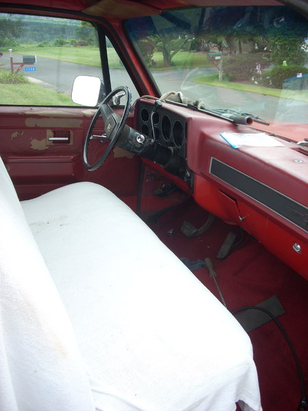 CHEVY HAULER/ HODGES BED C-30 3+3  for Sale $8,500