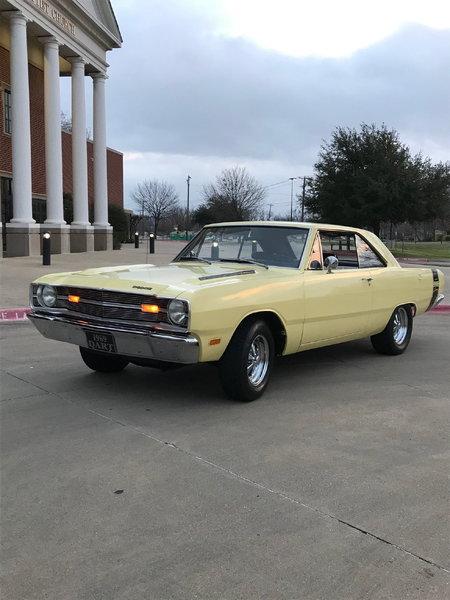 1969 Dodge Dart  for Sale $26,500