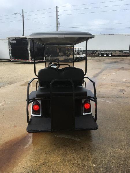 Yamaha Concierge Gas Golf Cart 6 Passenger - White  for Sale $9,999