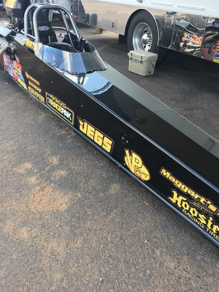 2016 Race Tech Swing Arm Dragster  for Sale $30,000