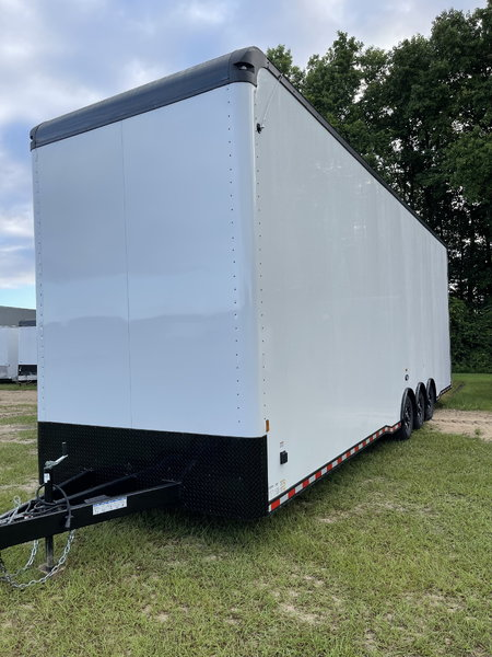 2022 34' Steel Cargo Mate Stacker  for Sale $59,750