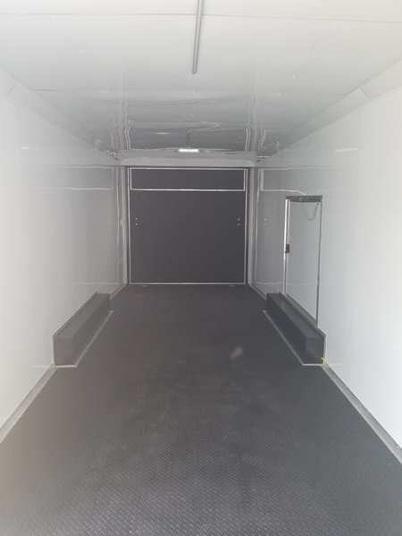 8.5x28ft. Race Ready Enclosed Trailer  for Sale $10,500