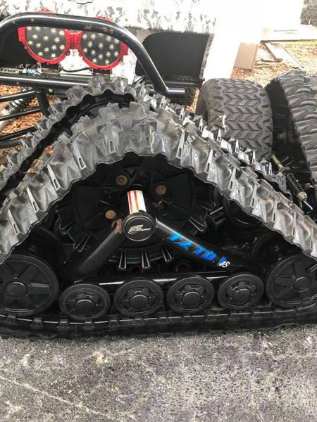 Camoplast T4S Tracks - 4/110 Lug Pattern  for Sale $2,000