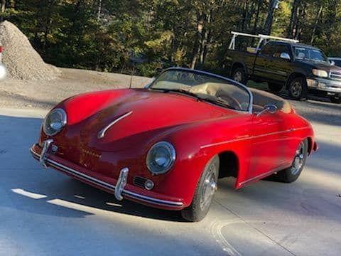 1956 PORSCHE 356 SPEEDSTER  for Sale $29,949