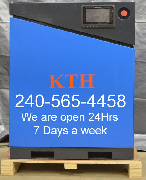 KTH 20 Hp Rotary Srew Air Compressor w/VFD Drive ON SALE    for Sale $6,999