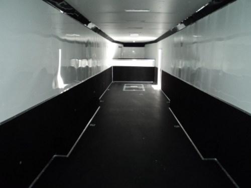2019 United Trailers USHGN 8.5x48 Car / Racing Trailer....St